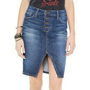 Joe's jeans pencil skirt